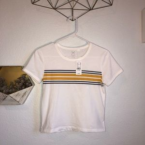Cropped Pacsun Tee